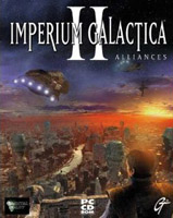 Photo de la boite de Imperium Galactica 2 - Alliances