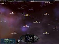 Imperium Galactica 2 - Alliances, capture décran