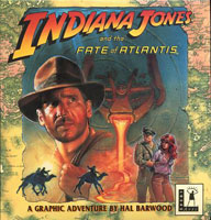 Photo de la boite de Indiana Jones and the Fate of Atlantis