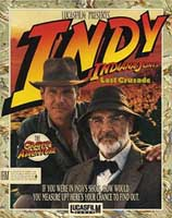 Photo de la boite de Indiana Jones and the Last Crusade - The Graphic Adventure