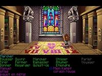 Indiana Jones and the Last Crusade - The Graphic Adventure, capture d'écran