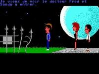 Maniac Mansion, capture décran
