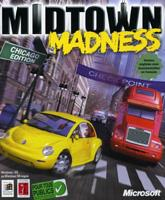Photo de la boite de Midtown Madness