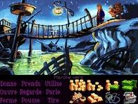 Monkey Island 2, capture d'écran