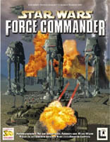 Photo de la boite de Star Wars - Force Commander