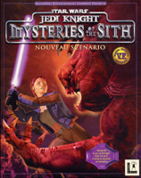 Photo de la boite de Star Wars - Jedi Knight - Mysteries of the Sith
