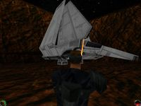 une photo d'écran de Star Wars - Jedi Knight - Mysteries of the Sith sur PC