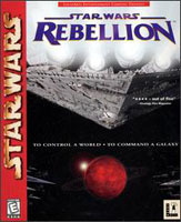 Photo de la boite de Star Wars - Rebellion