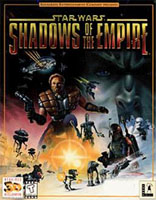 Photo de la boite de Star Wars - Shadows of the Empire (PC)