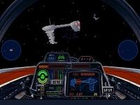 Star Wars - X-Wing CD Collector, capture décran