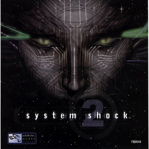 Photo de la boite de System Shock 2