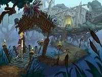 The Curse of Monkey Island sur PC