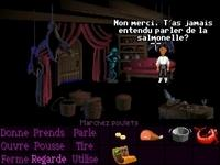 The Secret of Monkey Island, capture décran