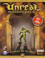 Photo de la boite de Unreal Mission Pack 1 - Return to Na Pali