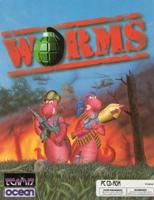 Photo de la boite de Worms (PC)