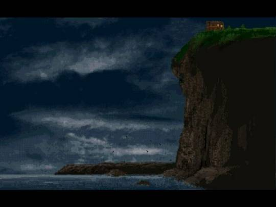 une photo d'écran de Alone in the Dark 2 sur Panasonic 3DO