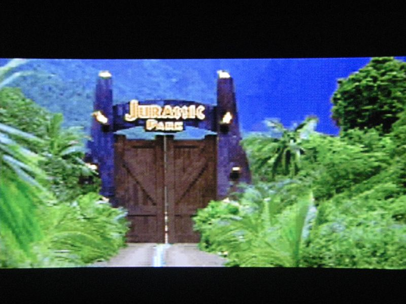 une photo d'écran de Jurassic Park Interactive sur Panasonic 3DO