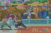 Super Street Fighter 2 Turbo sur Panasonic 3DO