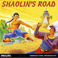 Photo de la boite de Shaolin s Road