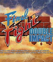 Photo de la boite de Final Fight Double Impact