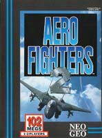 Photo de la boite de Aero Fighters 2