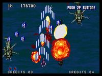 Aero Fighters 2, capture décran