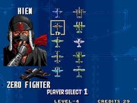 Aero Fighters 3 sur SNK Neo Geo