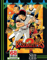 Photo de la boite de Baseball Stars 2
