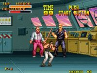 Burning Fight sur SNK Neo Geo