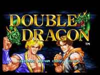 Double Dragon (Neo Geo), capture décran