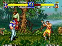 Fatal Fury 3 - Road to the Final Victory sur SNK Neo Geo