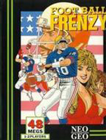 Photo de la boite de Football Frenzy