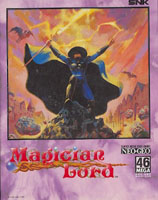 Photo de la boite de Magician Lord