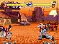 Real Bout Fatal Fury 2 sur SNK Neo Geo