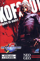 Photo de la boite de The King of Fighters 2001