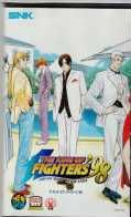 Photo de la boite de The King of Fighters 98