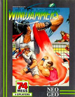 Photo de la boite de Windjammers