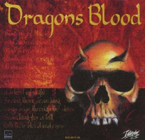 Photo de la boite de Dragons Blood