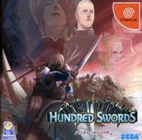 Photo de la boite de Hundred Swords