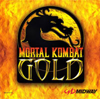 Photo de la boite de Mortal Kombat Gold