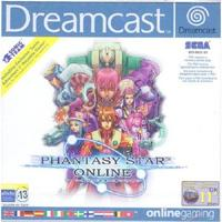 Photo de la boite de Phantasy Star Online