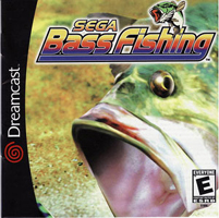 Photo de la boite de Sega Bass Fishing
