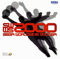 Photo de la boite de Sega Worldwide Soccer 2000