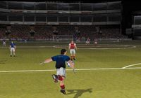 une photo d'écran de Sega Worldwide Soccer 2000 sur Sega Dreamcast