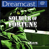 Photo de la boite de Soldier of Fortune (Dreamcast)