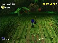 Sonic Adventure 2, capture d'écran