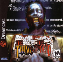 Photo de la boite de The Typing of the Dead