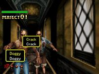 The Typing of the Dead sur Sega Dreamcast