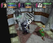 une photo d'écran de Time Stalkers sur Sega Dreamcast