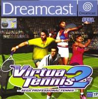Photo de la boite de Virtua Tennis 2